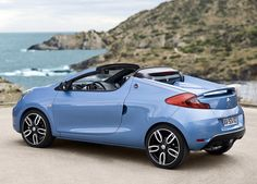 Convertible car, the cars whose roof line will be removed or refitted PRN. usually it's accessible in high finish luxury vehicles. Electro mechanical devices car used for step by step folding of th…