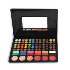 [grzxy62200001]Cosmetics Makeup Kit Smoky Eye Shadow Palette Pressed Powders