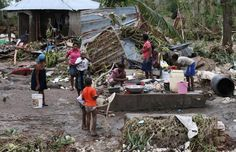 Paso de Matthew por Haití deja más de 500 muertos