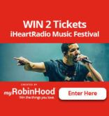 Two Tickets to iHeartRadio Festival Giveaway  Open to: United States Ending on: 09/12/2016 Enter for a chance to win two tickets to the 2016 iHeartRadio Music Festival. Taking place Sept. 23 and Sept. 24 the musical celebration will be headlined by some of the biggest names in the music industry. They include Drake U2Britney Spears Sia Ariana Grande twenty one pilots []  Enter the Two Tickets to iHeartRadio Festival Giveaway on Giveaway Promote.