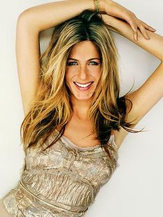 Jennifer Aniston. One of my style icons! And sexiest women of the decade!
