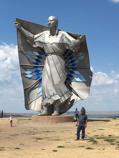 Dignity | Sculptor: Dale Lamphere | Chamberlain, SD