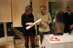 Alessandra Gomboso e Michele Tranquillini