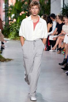 Lacoste SS17.  menswear mnswr mens style mens fashion fashion style lacoste runway