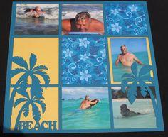 Hawaii - Fun in the water Left - Scrapbook.com