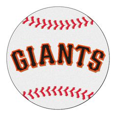 San Francisco Giants Baseball Cutout Party City Sports