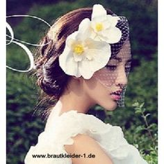 Braut Schleier Bente