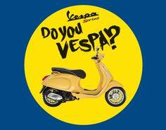 Do you Vespa - Vespa Sprint