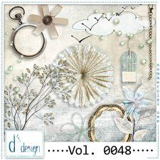Vol. 0048 - Elements Mix  by Doudou's Design  cudigitals.com cu commercial scrap scrapbook digital graphics#digitalscrapbooking #photoshop #digiscrap
