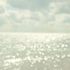 blue like the sea