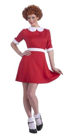 Forum Novelties Women's Annie Costume, Red, Standard Forum Novelties http://www.amazon.com/dp/B007U3IP0C/ref=cm_sw_r_pi_dp_t09Kub05CMKYD
