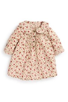 Buy Ecru Ditsy Floral Blouse (3mths-6yrs) from the Next UK online shop