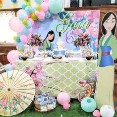 31st Birthday, Girl Birthday, Happy Birthday, Birthday Parties, Ben Y Holly, Chinese Birthday, Daisy Party, Asian Party, Disney Theme