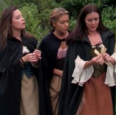 Charmed coustume