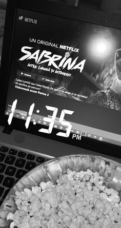 11:35 snap- Sabrina Netflix Netflix And Chill