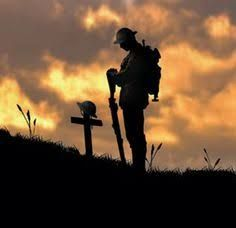 anzac soldiers silhouette - Google Search