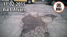 Via Corrado Alvaro Roma - 2015