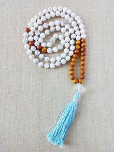 Peaceful Mala. – Aum Shanti Designs
