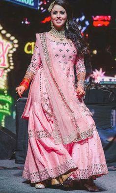 Indian Lehenga, Lehenga Choli, Designer Party Wear Dresses, Indian Designer Outfits, Pakistani Dresses, Indian Dresses, Pakistani Suits, Punjabi Suits, Embroidery Suits Punjabi