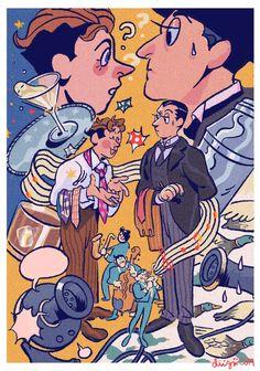 Diigii Daguna Illustration