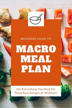 Learn how to plan your macro for weight loss or weight gain. Nutrition for weight loss. Nutrition tips. Healthy living for beginners. Healthy living tips. Meal prep for the week. Meal prep for Easy Healthy Meal Prep, Healthy Recipes On A Budget, Healthy Food, Clean Eating Plans, Clean Eating Recipes, Macro Meal Plan, Macro Friendly Recipes, Macro Recipes, Weight Loss Meal Plan