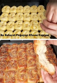Köstliche Desserts, Delicious Desserts, Food Words, Hot Dog Buns, Bread Recipes, Macaroni And Cheese, Cereal, Food And Drink, Eat