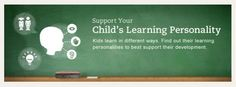 Find your Child's Learning Personality  Essential Parent Tools   Parents   Scholastic.com