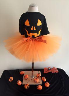 Halloween tutu skirt set £14.99