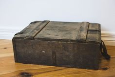 Wehrmacht military box