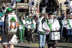 St Patrick's Day Parade Binghamton NY 2010 ...photo by geraldine clark