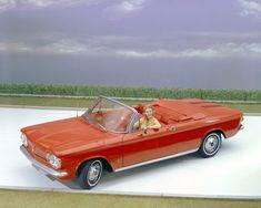 1962 Chevrolet Corvair Monza 900 Convertible