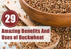 Health BENEFITS of BUCKWHEAT: Buckwheat is a pseudo cereal alternative to wheat. Enlisted are the amazing buckwheat benefits, nutritional value, tips, recipes & many more.