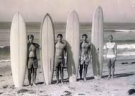 Old School Surfers...just like my Padre! :)