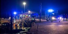 Five people including at least two children have been killed and a baby girl is in hospital after a car they were in slipped from a pier in Co Donegal.