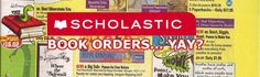 Scholastic Book Orders, completely forgot about these!