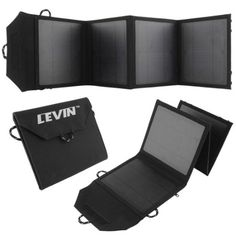 Levin™ Sol-Wing 13W Ultra-slim Highest Efficiency Solar Panel Portable Solar Charger Compatible with GPS Units, iPhone, iPad, Samsung, LG, Nokia, Motorola, Blackberry, eReaders, Bluetooth Speakers, Gopro Cameras, Mp4, Mp5, Andriod Tablets & All Other 5V USB Devices Sale $62.99 & FREE Shipping.