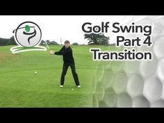 Golf Swing Sequence Part 4 - Golf Swing Transition - YouTube