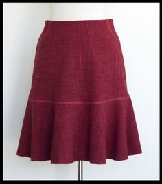 Mod Skirt with pockets