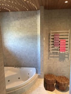 Bathroom. #asuntomessut2015 Bathroom, Bathtub, House, Home