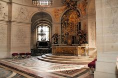 Versailles Palace Chapel 3 by Son of Groucho, via Flickr