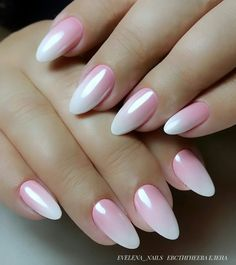 In look for some nail designs and some ideas for your nails? Here is our listing of must-try coffin acrylic nails for trendy women. Manicure Nail Designs, Glitter Manicure, New Nail Designs, Ombre Nail Designs, Nail Manicure, Nail Polish, Gradient Nails, Pastel Nails, Pink Nails