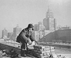 Восстановление СССР после войны