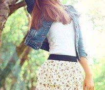 beautiful, hair, color, girl, fashion