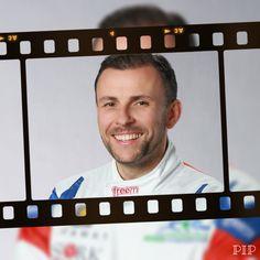 Przemek Mazur - Rally co-driver
