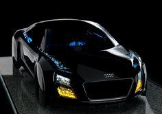 Audi A8 Matrix LED de 2013. 50 led de largo alcance y 100.000 microespejos en cada faro con control independiente para evitar deslumbramientos e iluminacion en curvas.