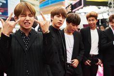 14 perfectamente inolvidables momentos de BTS en los Billboard Music Awards 2017 - Soompi Spanish