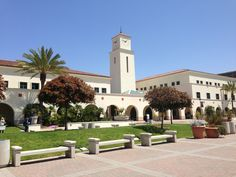 San Diego State University (SDSU) in San Diego, CA