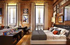 REVISTA DECK | Arquitectura, Diseño y Decoración - Bahía Blanca | www.revistadeck.com - Monoambientes con estilo