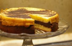 Blondie tiramisu cheesecake