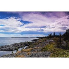 Isle Royale is beautiful during any season, don't you agree? This calming shot was captured by @kaden_staley. Have you ever visited Isle Royale? #PureMichigan #IsleRoyale